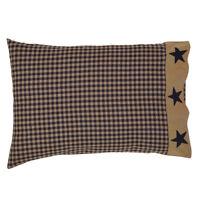 Teton Star Set of 2 Pillowcases by VHC Brands