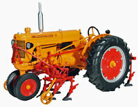 Minneapolis Moline U Gas Tractor w/2 Row Cultivator 1/16 Scale SpecCast SCT 391