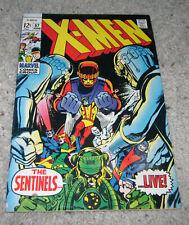 X-men 57 Neal Adams Art Beast Cyclops Marvel Girl Iceman Original team Lot Mcu
