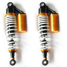 """AMO One Pair 320mm 12.5"""" Air Shock Absorbers For Honda Yamaha Scooter ATV Quad"""