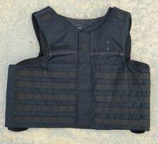 Tactical External Body Armor / Bullet Proof Vest Carrier 23x15 / 27x17 XX-LARGE