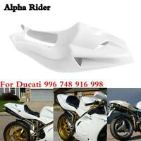 Rear Upper Unpainted Tail Section Seat Cowl Fairing For Ducati 996 748 916 998
