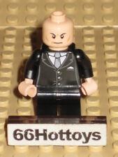 LEGO DC Universe Super Heroes 6862 Lex Luthor Minifigure NEW