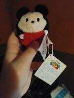 "Disney Mickey Mouse TSUM TSUM Plush Mini 3.5"" New with tags"