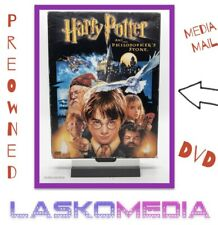 Harry Potter And The Philosopher's Stone - (Sorcerer's Stone) DVD