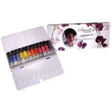 Sennelier L'Aquarelle Artists Watercolour- Billy Showell Botanical Painting Set