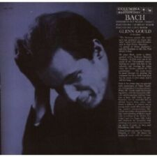 GLENN GOULD-JUB. ED.: BACH-ITALIAN CONCERTO IN F,PARTITAS 1+2 -CD 15 TRACKS NEW+