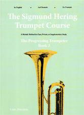 Sigmund Hering Trumpet Course Book 3 Schule für Trompete Buch 3 Noten