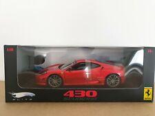 Hotwheels Elite Ferrari F430 1:18
