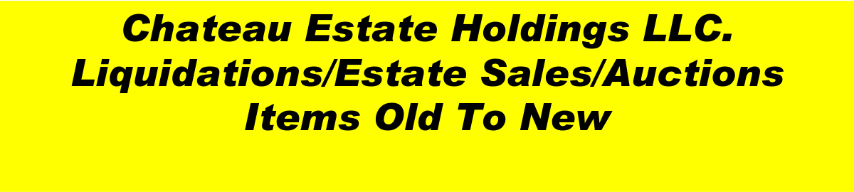 Chateau Estate Holdings-Auctions