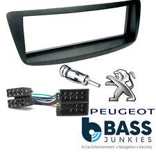 Peugeot 107 2005 Car Stereo Radio Facia Panel Wiring ISO & Aerial Kit CT24PE06
