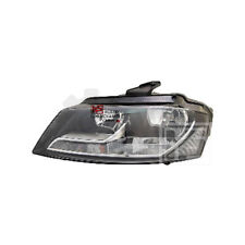 Headlight Left for Audi A3 (8PA) Year 05/08-05/10 Incl. Motor H7+