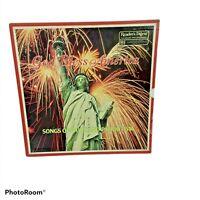 God Bless America Songs Of Pride And Patriotism Readers Digest 1984