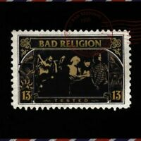 BAD RELIGION - Tested - BAD RELIGION CD 7RVG The Fast Free Shipping