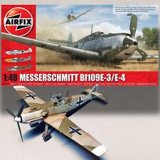 AIRFIX 1/48 MESSERSCHMITT BF109E-3/E-4 MODEL KIT A05120B