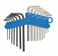 Mini Small Metric 0.7mm > 3.0mm + AF Hex Allen Key Set In Holder
