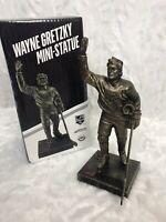 Wayne Gretzky Mini Statue Giveaway SGA 3/21/2019 vs Sharks New Hall of Fame