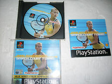 GIOCO PLAYSTATION ANNA KOURNIKOVA'S SMASH COURT TENNIS - PS1 - PSONE PSX
