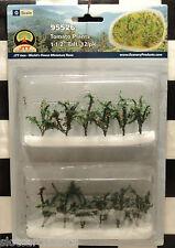 "JTT SCENERY 95526 TOMATO PLANTS 1 1/2"" O-SCALE 12 PER PACK JTT95526"