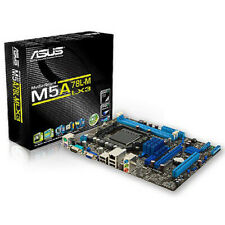 Placa base ASUS M5A78L-M LX3 (DDR3-SDRAM,DIMM,Dual,AMD,Athlon-FX,Socket AM3+).