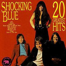 Shocking Blue - 20 Greatest Hits by Shocking Blue