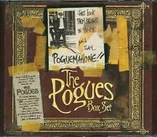 THE POGUES - JUST LOOK THEM STRAIGHT IN THE EYE AND SAY...POGUE 5 CD NEUF