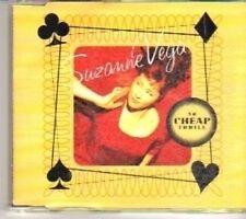 (CT367) Suzanne Vega, No Cheap Thrill - 1996 DJ CD
