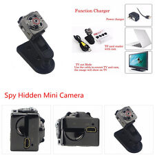 Mini Cam Full HD 1080P Spy Hidden Autos DV DVR Camcorder IR Night Vision Camera