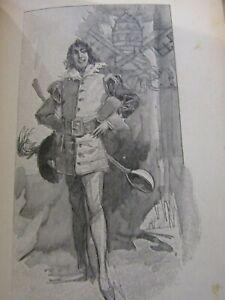 ALPHONSE DAUDET -LETTRES DE MON MOULIN-ILLUSTRÉ- Relié signé FLAMMARION-1890
