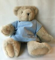 """The Vermont Teddy Bear Company Vtg 1994 Bear in Hospital Gown Ex Adult Owned 17"""""""