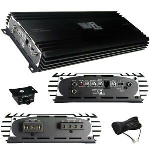 VFL Audio ST55001 D Class Amplifier 5500 Watts Max 2800 Watts RMS American Bass