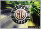 V07213 MG F 1924-1995