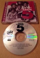 The Great Jackson 5 The First Recordings Cd feat Michael Portugese Edition