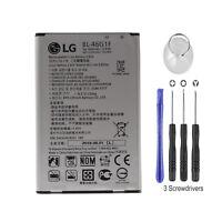 New OEM BL-46G1F Battery For LG K20 VS501 K20 Plus TP260 MP260 K10 2017 2700mAh