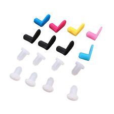 Plugs for CANON for HP for Brother ink cartridge CISS ink tank silicon plug 16pc