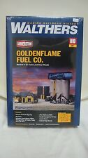 Walthers Ho Goldenflame Fuel Co. Kit #933-3087 New in Box