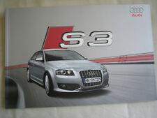 Audi S3 brochure Apr 2007 German text