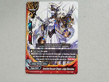 Buddyfight Unsullied Executer Dragon, Judge Charuthea D-BT02A-EB03/0014EN R FOIL