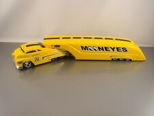 Moon Eyes Mooneyes Yellow Sledster Bossco Custom Crew Drag Bus Evo