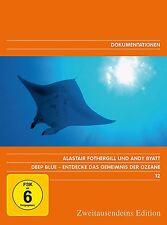 Deep Blue - Entdecke das Geheimnis der Ozeane - Zweitausendeins Edition Dokument