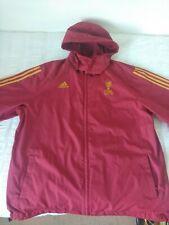 Adidas Mens Lightweight Zipped Hooded Jacket 2008 Champions League Final