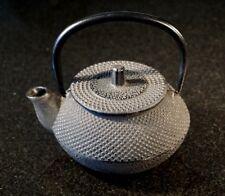 Vintage Japanese Cast Iron 400ml Teapot