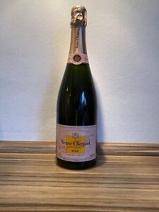 Veuve Clicquot Rosé Champagner 1x 0,75 l  Alkohol 12,5% vol.