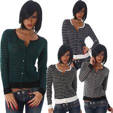 Langarm Damen-Pullover & -Strickware aus Polyester mit 36 Größe