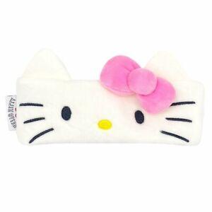 Sanrio Hello Kitty Kids Bath Beauty Fleece Headband