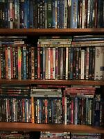 Lot of 50 Used DVDs Assorted Movies TV Shows 50-Bulk DVD Lot Wholesale