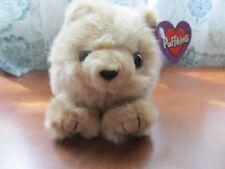 PUFFKINS HONEY THE TEDDY BEAR PLUSH BEANIE  NWT