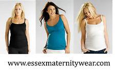Viscose Sleeveless Maternity Tops and Shirts