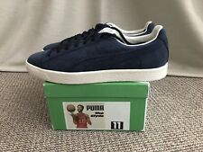 Puma Clyde Frosted MenTrainers Size UK 11 EUR 46