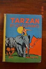 Bd - Lot de Tarzan - détail en annonce (1937.1938.1939.1950)